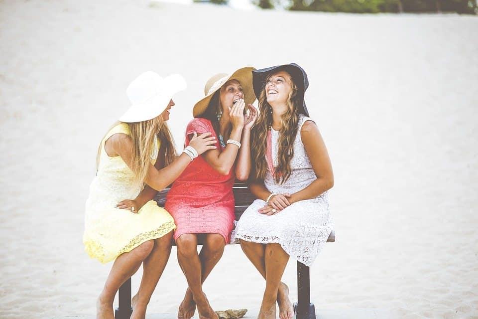 le plaisir des sorties entre amies, des idées de sorties entre copines