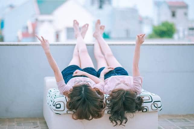 L'amitié entre femmes
